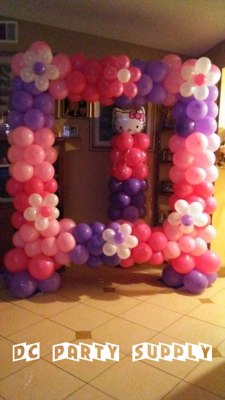 photo-frame-for-party-center-piece-balloons